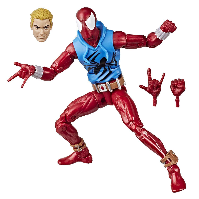 Legends Vintage (Retro) Series 2 Scarlet Spider Action Figure Figure Figure 3953a1