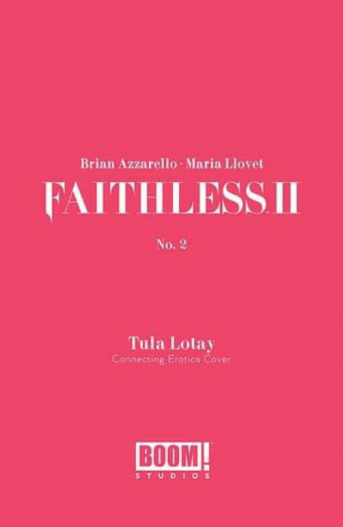 NM Boom! FAITHLESS II #2 Presale 07//15
