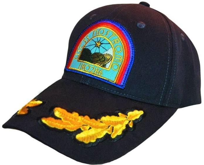 5a1b82488f4 Alien Nostromo Baseball Cap