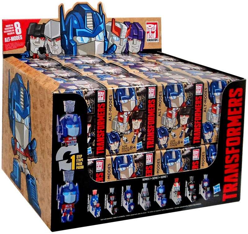 Transformers Generations Alt-Modes Series 1 Blind Pack