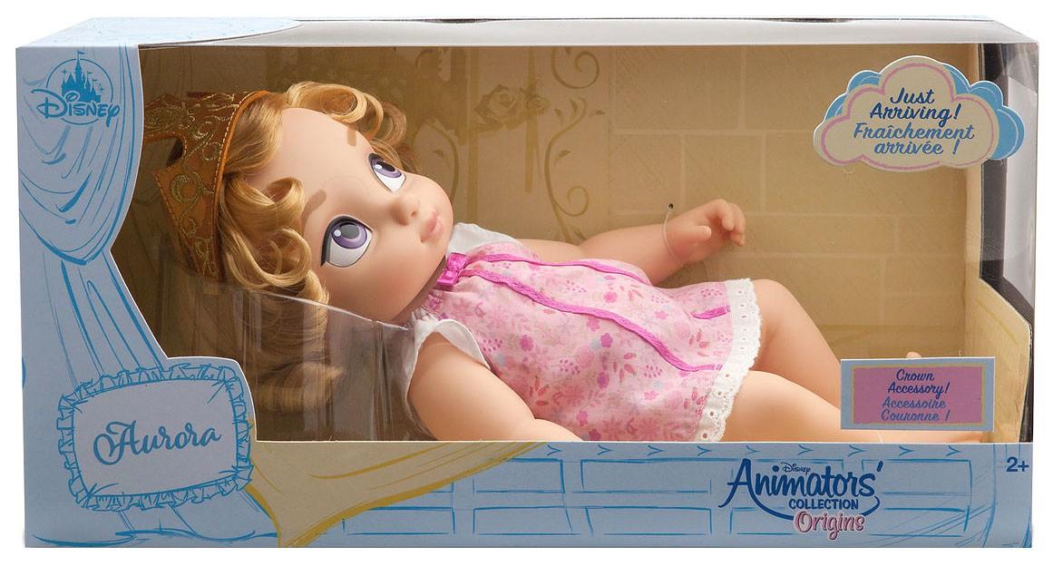 Disney Collection Princess Sleeping Beauty/'s Aurora Collectible 12 inch Doll NIB