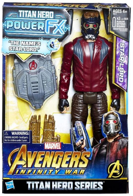 Infinity War Titan Hero Power FX Star-Lord Marvel Avengers