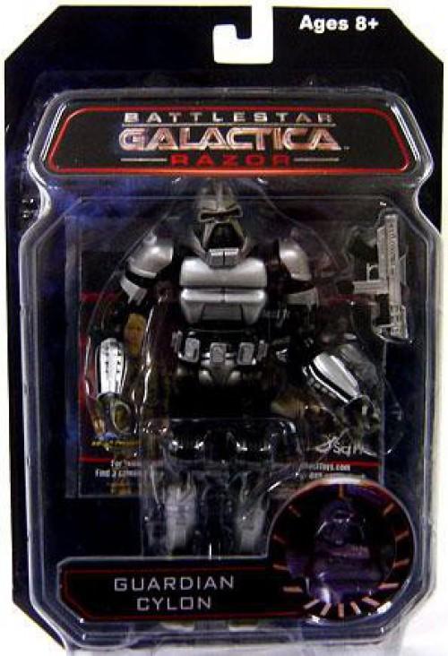 Battlestar Galactica Series 3 Razor Cylon Warrior Exclusive Action Figure