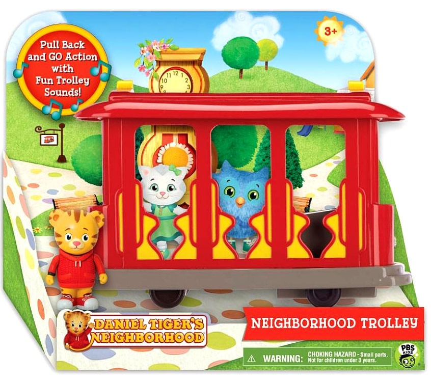 Daniel Tiger s Neighborhood Neighborhood Trolley  2ae279273