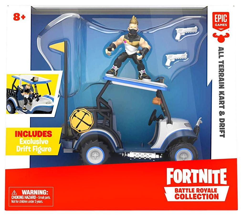 63554-FORTNITE Figure + Vehicle