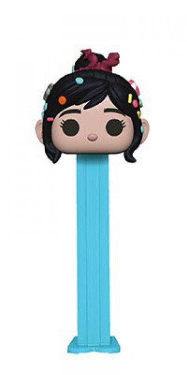 Funko Pop Pez Vanellope Disney Ralph Breaks The Internet New Candy Dispenser