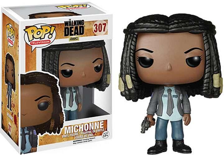Et Vous Payez les frais de livraison Michonne Walking Dead-Action Figure-Seulement 5 dollars