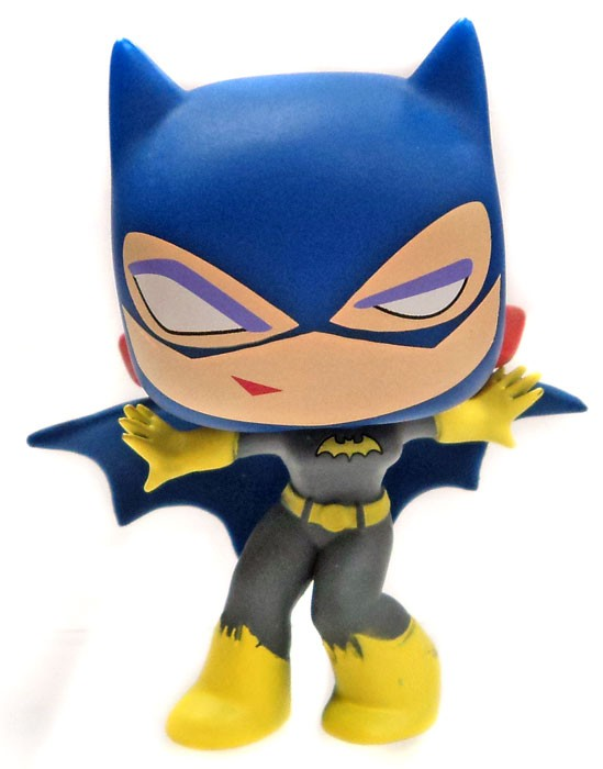 Version 2 Loose DC Mystery Minis Batgirl 2.5-Inch 1//18 Mystery Minifigure