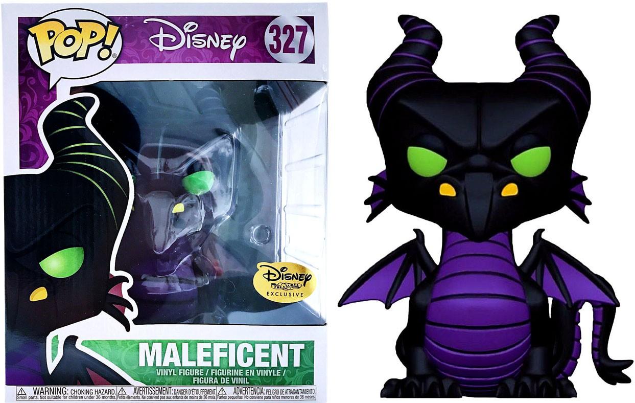 FLAWED BOX Disney Sleeping Beauty Maleficent POP Vinyl Figure FUNKO