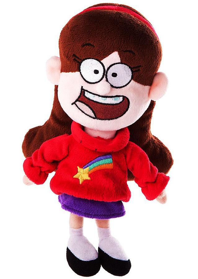 Disney XD Gravity Falls Mabel Pines Plush New