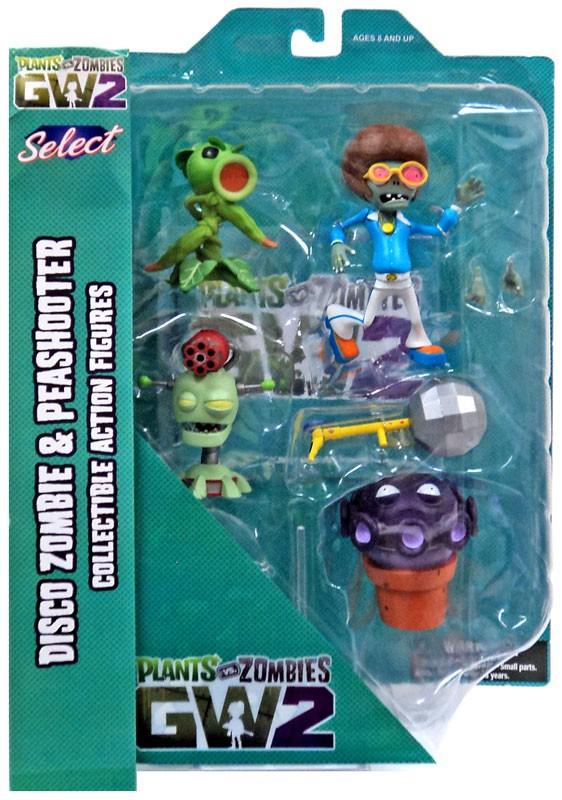 Plants Vs Zombies Garden Warfare 2 Toys
