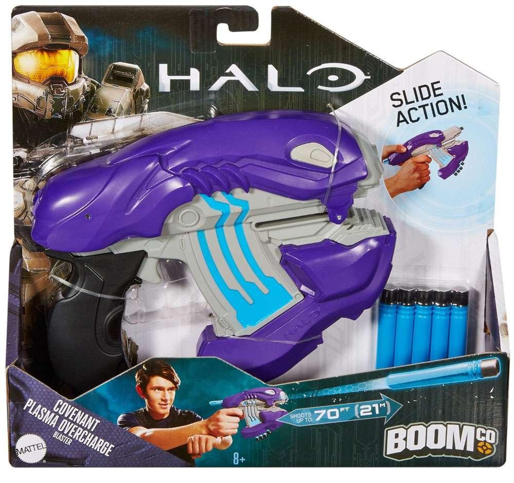 Halo BOOMco. Covenant Type-25 Type-25 Type-25 Plasma Overcharge Blaster Dart Blaster Toy 11d84d