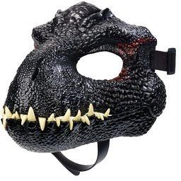 sur les images de pieds de inégale en performance Super remise Details about Jurassic World Fallen Kingdom Indoraptor Basic Mask