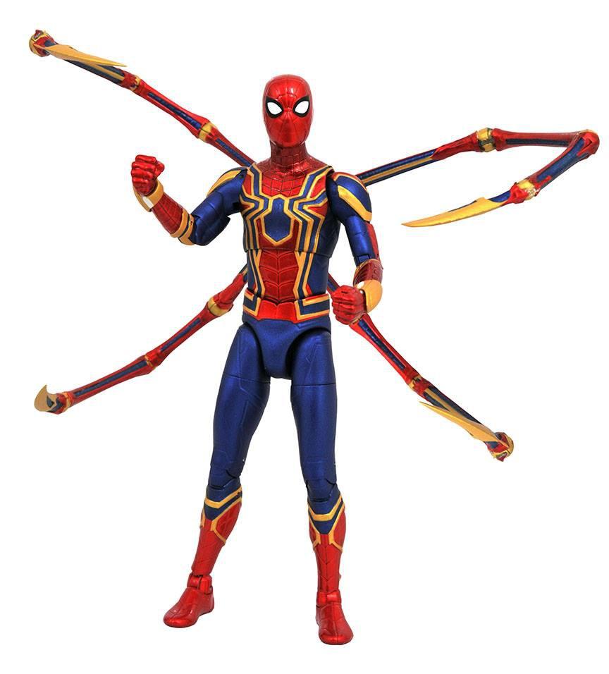 Marvel SelectAvengers Infinity WarIron Spider-ManAction figure