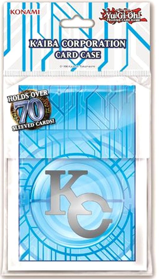 KAIBA CORP CARD SLEEVES50 Sleeves YuGiOhKonami Official