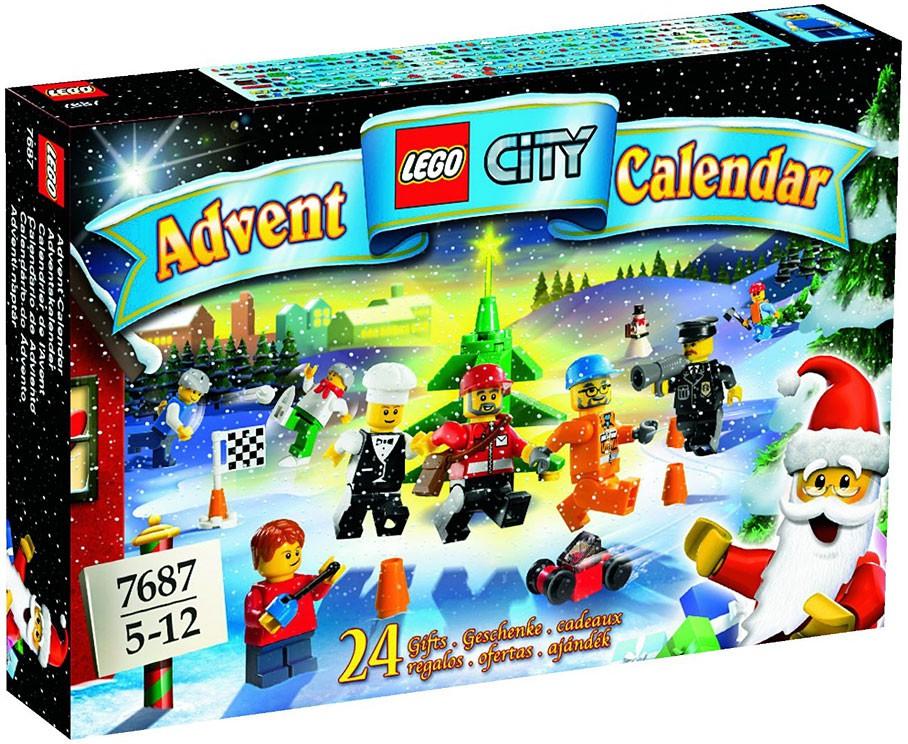 upc adventi naptár LEGO City 2009 Advent Calendar Set #7687 673419112543 | eBay upc adventi naptár