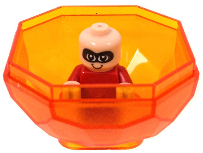 Jack Jack Parr with Stand LEGO Disney: Incredibles 2 Movie MiniFigure 10761