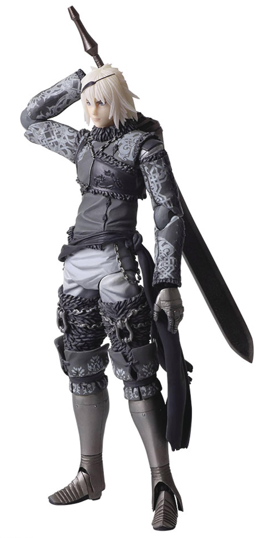 NieR: Automata Bring Arts Nier & Emil Action Figure Set Version 2   eBay