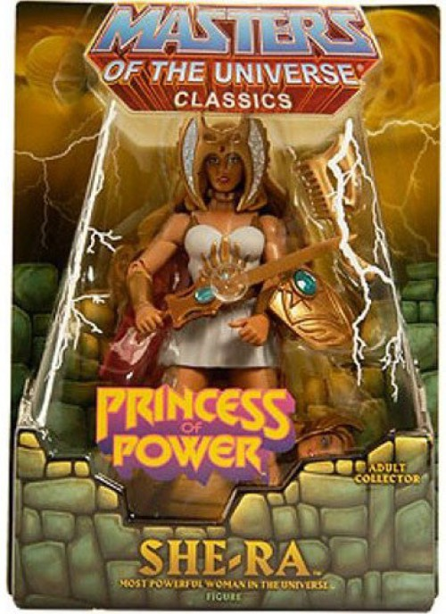Masters of the Universe Classics Club Eternia Extendar Exclusive Action Figure