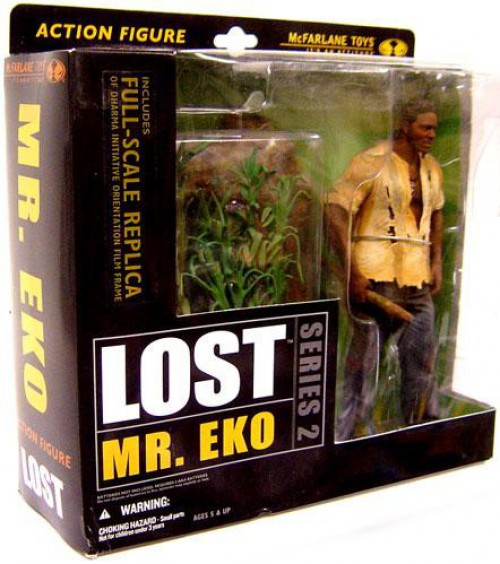 Mcfarlane perdu série 2 M EKO action figure Neuf New in Box