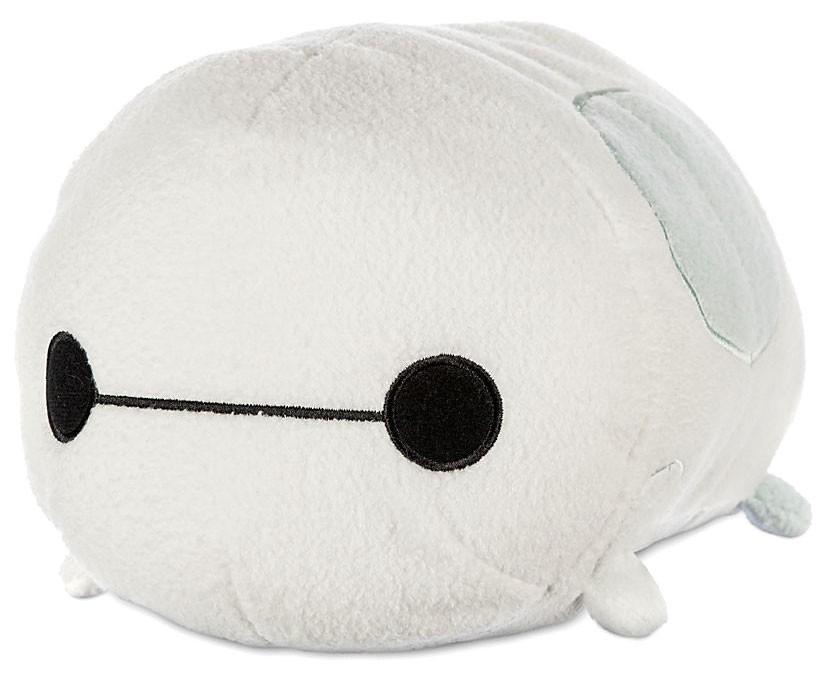 Disney Big Hero 6 Tsum Tsum Baymax 11 Inch Medium Plush White 643690247692 Ebay