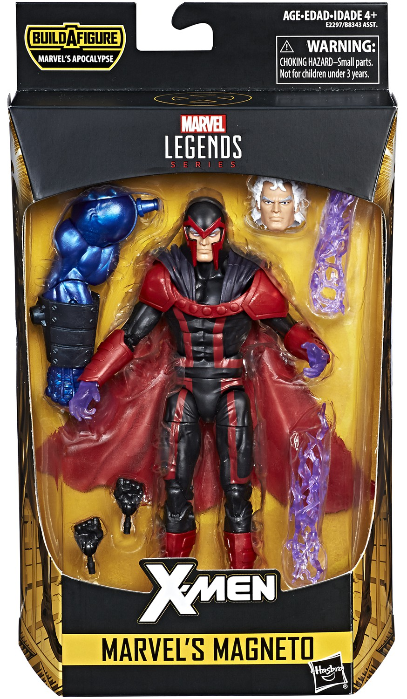 environ 15.24 cm Marvel Legends 6 in x men magneto Apocalypse neuf non ouvert BAF
