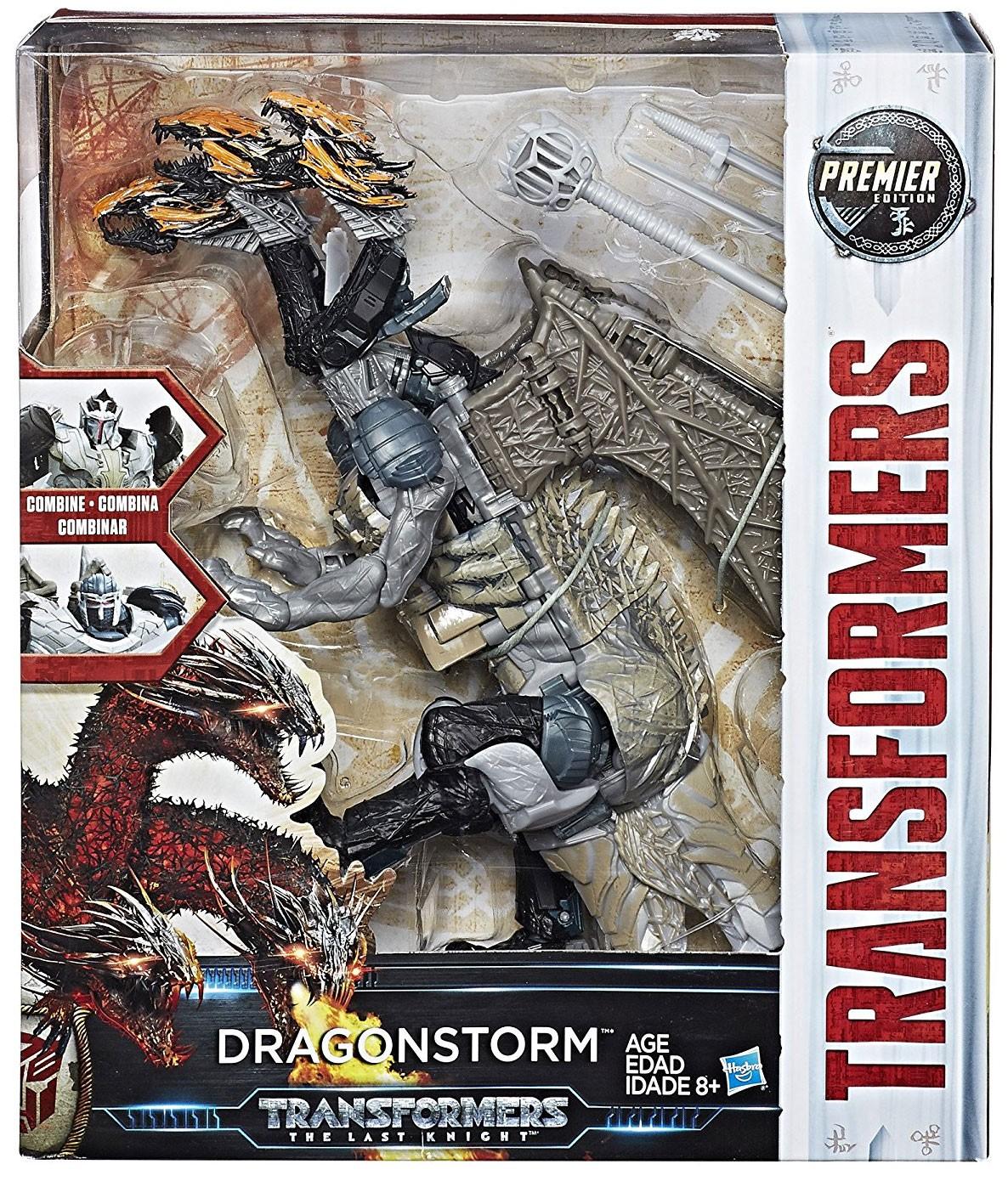 """Transformers le dernier chevalier légion Classe Dragonstorm Action Figure 3/"""" New"""
