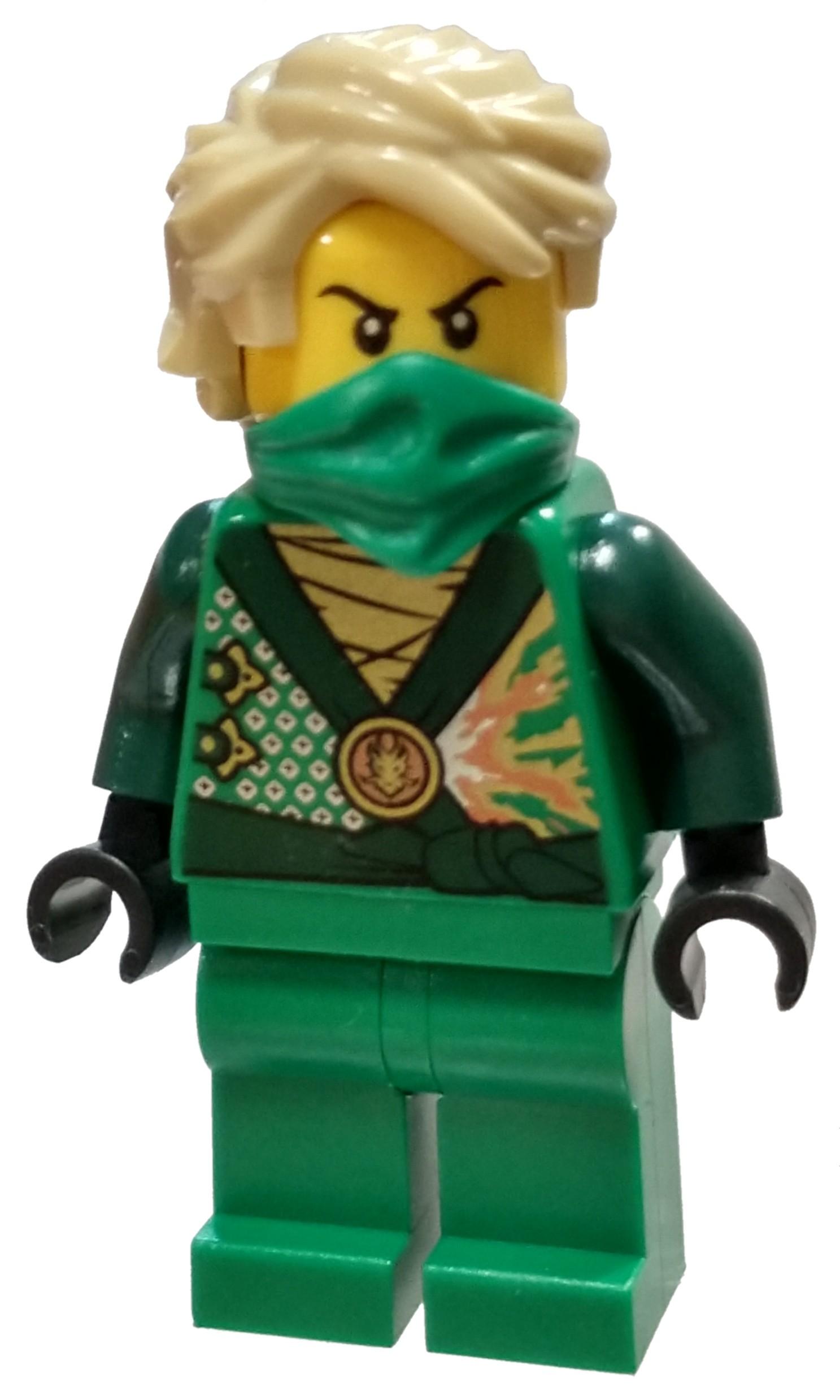 LEGO Ninjago Rebooted Lloyd Minifigure [Techno Robe Loose ...