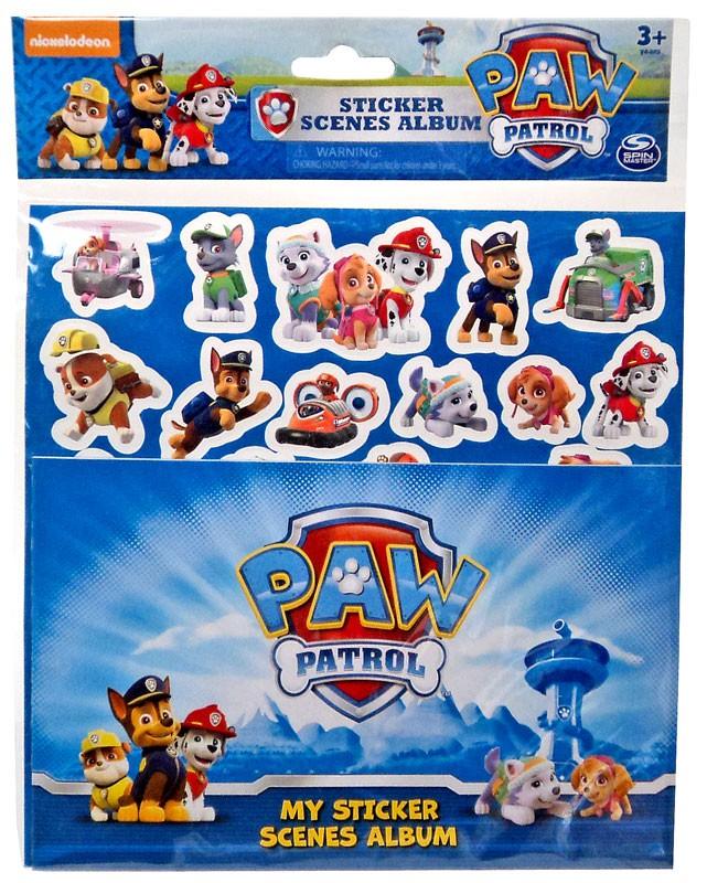 PANINI-Paw Patrol-Sticker 7