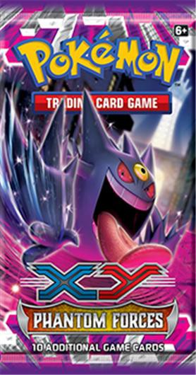 Trainer Cards Choose from list Pokemon XY Phantom Forces