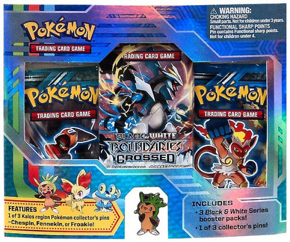 "Pokemon Black /& White 1/"" Pin XY Chespin Individual Pin"