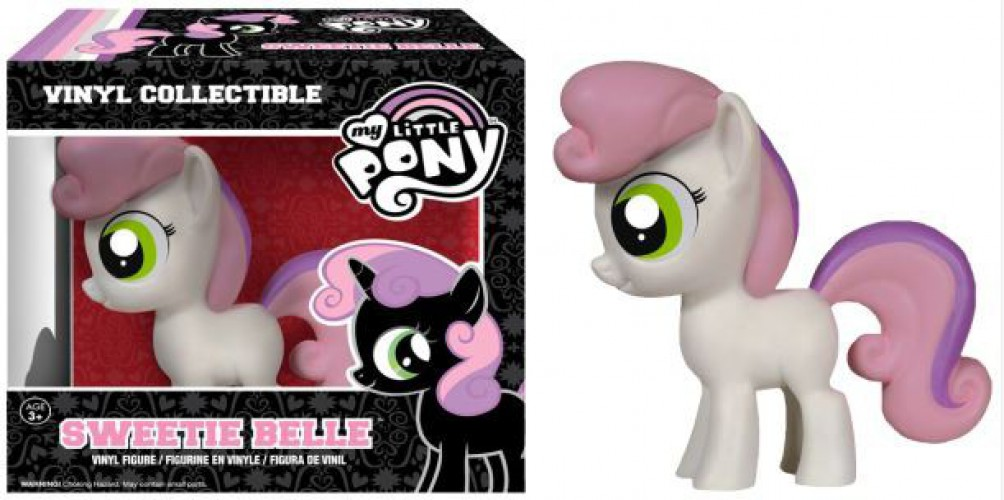 681d683ced1 Funko My Little Pony Vinyl Collectibles Sweetie Belle Vinyl Figure ...