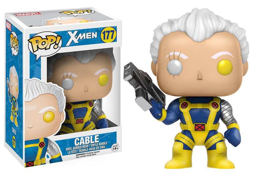 MARVEL X-Men-Câble Funko POP Vinyl Figure #177
