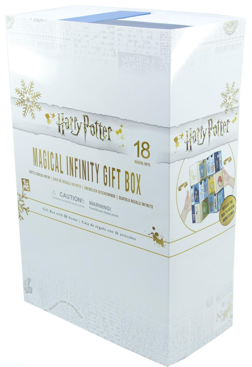 Harry Potter Magical Infinity Gift Box 843309191358 Ebay