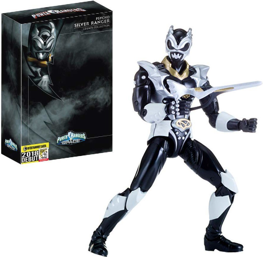power rangers in space legacy psycho silver ranger action figure pris 45557401610 ebay details about power rangers in space legacy psycho silver ranger action figure pris