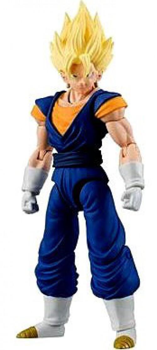 Vegetto Action Figure USA Bandai Shokugan Shodo Vol 6 Dragon Ball Super Vegito