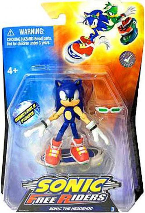 Free Riders Sonic The Hedgehog Action Figure 681326655015 Ebay