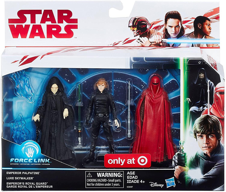 "Star Wars  Emperor Palpatine  action Figure 3.75/"" #U8"