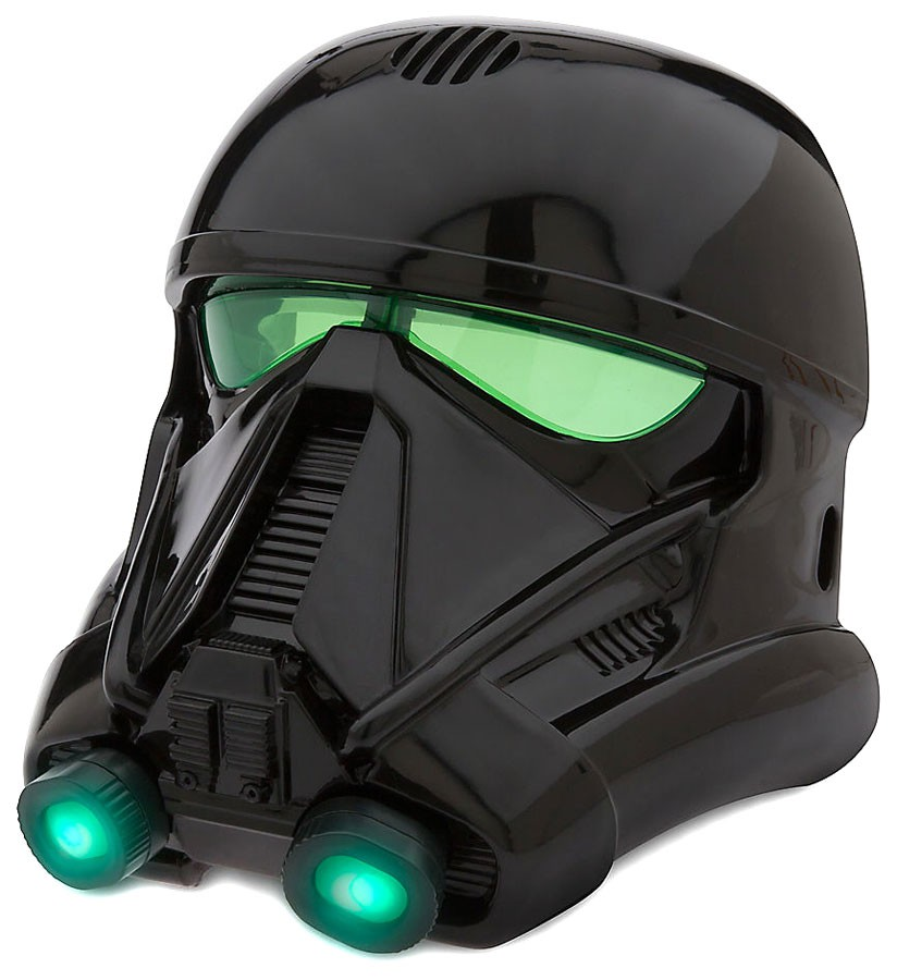 NIB Star Wars Imperial Death Trooper Voice Changing Mask Disney Exclusive