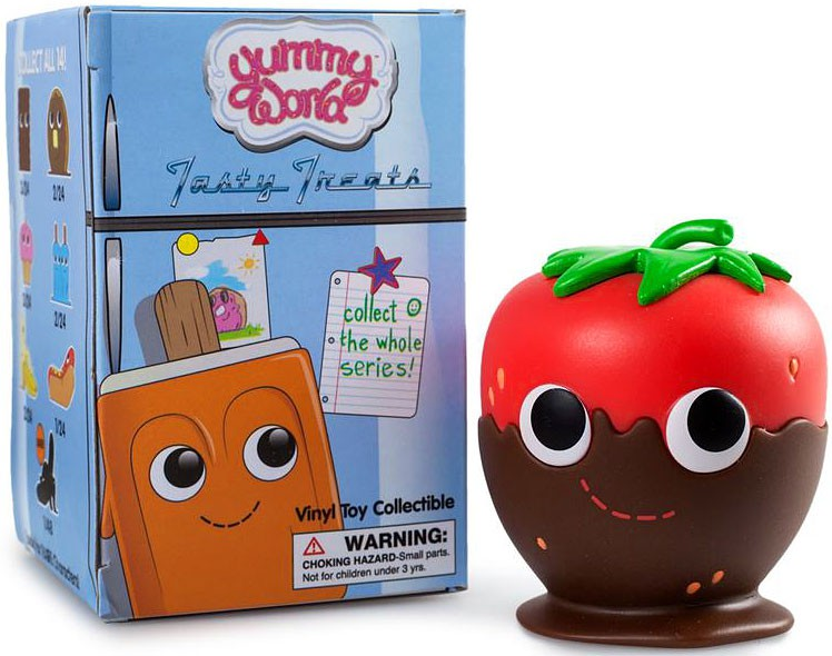 Yummy World Tasty Treats Vinyl Mini Figure Mystery Pack