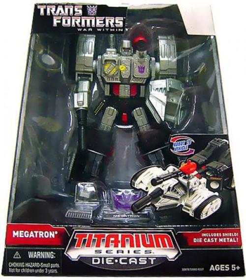Hasbro Transformers 6 inch Titanium Diecast Series War Within Skywarp NEW