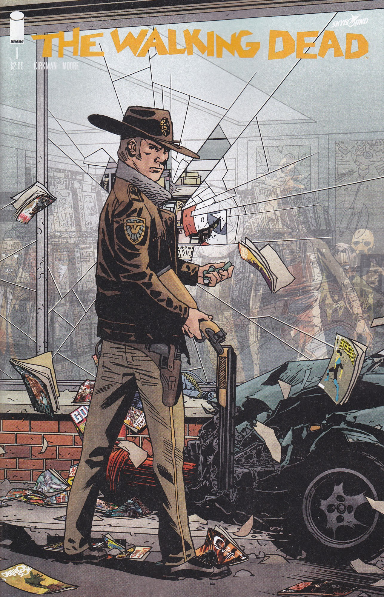 Joanne Harvelle, from The Walking Dead: When the End Comes