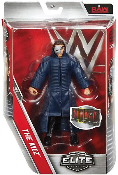 WWE Mattel The Miz Elite Series #53 Figure